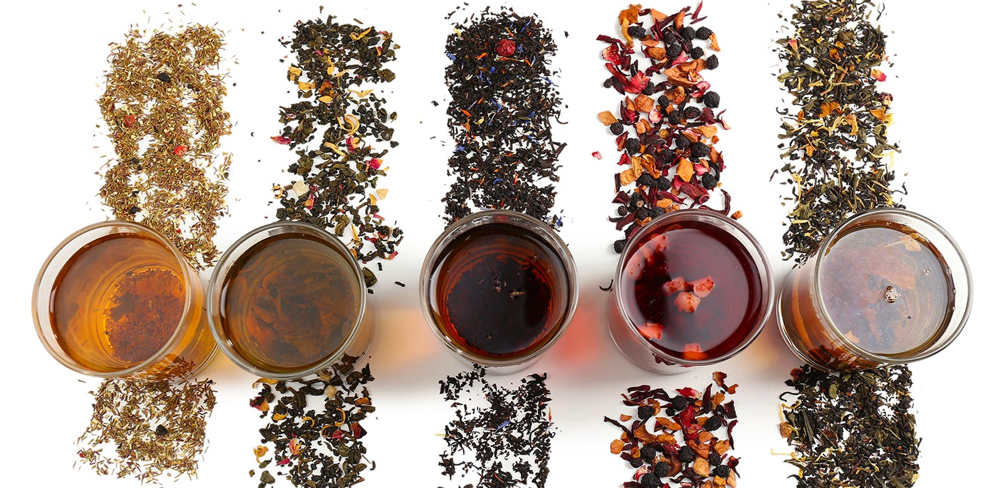 Loose Leaf Tea Samplers