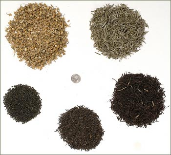 The Tea Table: Frequently Asked Questions About Tea
